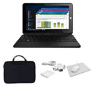 thomson hero9 2 in 1 tablet with sleeve in 2019 products laptop rh pinterest com