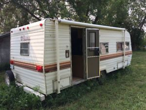 1985 Terry Trailer Travel Trailer Living Trailer Living Camper Trailer Remodel