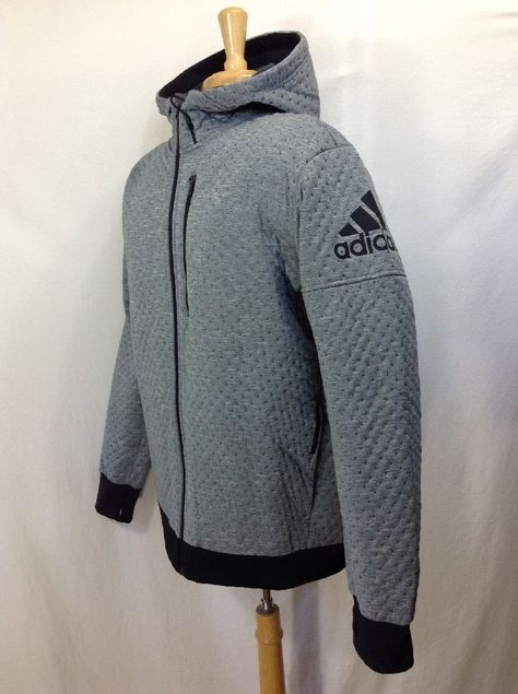 exclusive shoes performance sportswear really cheap NWT ADIDAS DAY BREAKER SONIC HOODIE Track Sweat Jacket ...