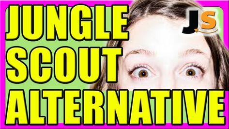 jungle scout alternative free