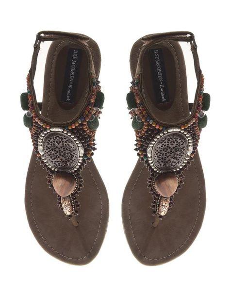 ASOS Hackney heeled sandals