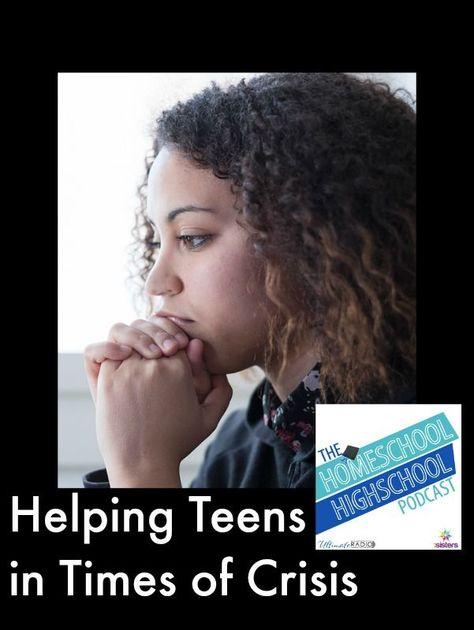 Homeschool Highschool Podcast Episode 58: Helping Teens in ...