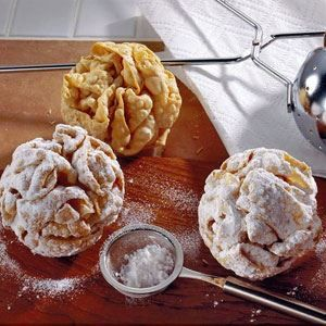 Schneeball German Snowball Treats Yum Desserts Food Recipes