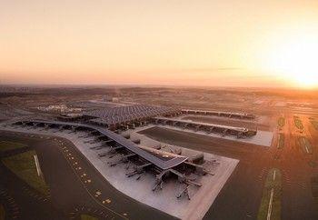 Iga Istanbul Havalimani V Yanvare Tureckij Perevozchik Turkish Airlines Zapustit Dopolnitelnye Rejsy V Moskvu Iz Novogo Aeroporta Sta Stambul Turist Aeroporty