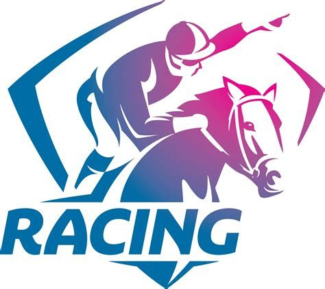 Horse Racing Logo At Duckduckgo Horse Racing Racing Racehorse