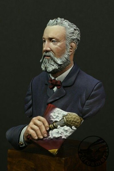 Pin By Joedelta On Jules Verne Jules Verne Steampunk Art Model