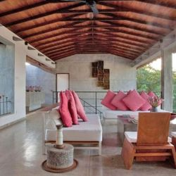 Fabulous Beach House Retreat Blends A Simple Tropical Aesthetic With Modern Luxury In Sri Lanka