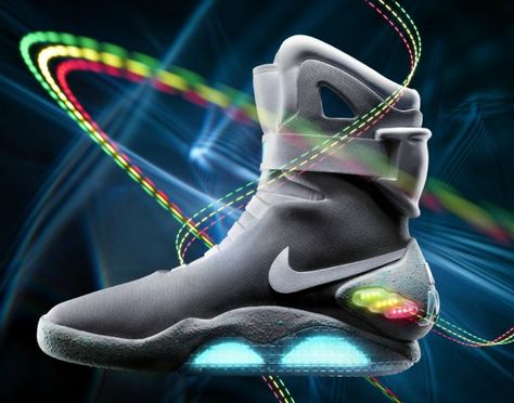 Benefits: Back For the Future – Nike Air MAG x Michael J