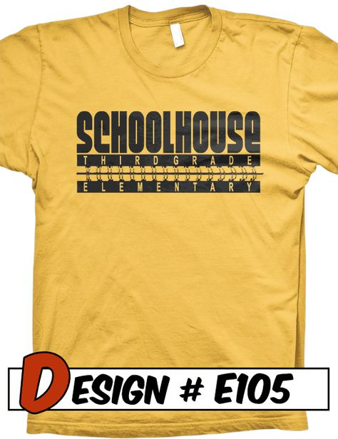 Flying Ace Designs - School T-shirt Design | School Designs ...