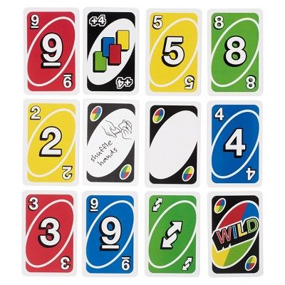 Uno Card Game In 2021 Uno Card Game Classic Card Games Card Games