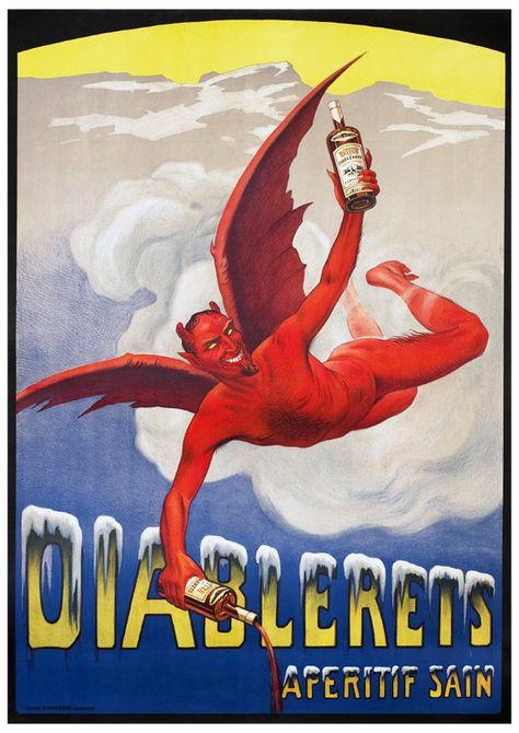 The Devil In Advertising