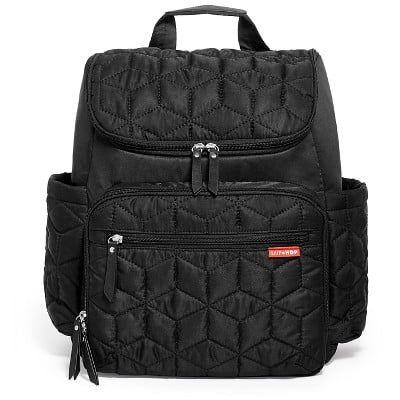 Skip Hop Forma Diaper Backpack Black Best Diaper Bag Diaper Backpack Black Diaper Bag
