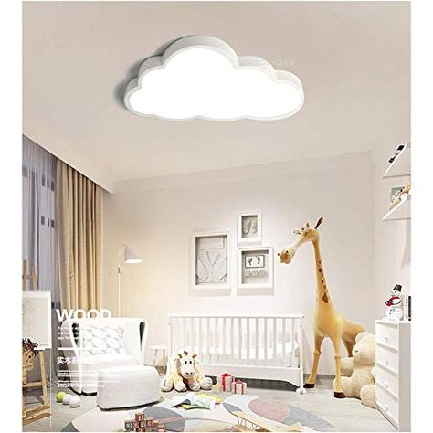 Liunian Deckenleuchte Wolke Kinderzimmer Deckenleuchte Ultradunne