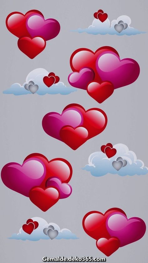 75482224 ForgetMeNot: Clouds and hearts