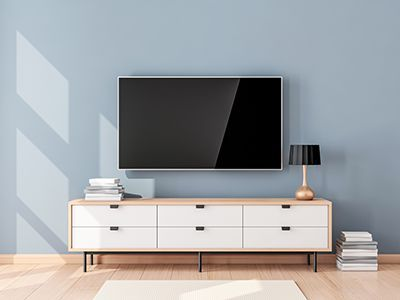 How High Should You Mount Your Tv Tvs Modern Living Room