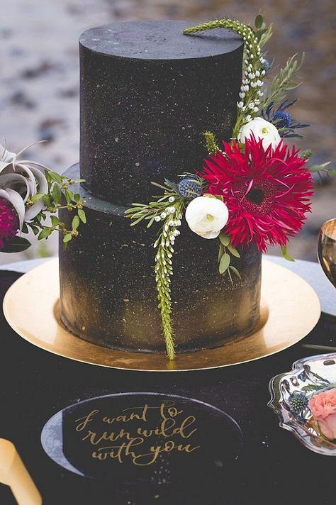 A Moody Coastal Wedding Inspiration Shoot at Cannon Beach - Love Inc.