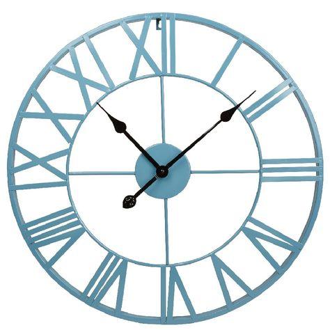 Soldes 2020 Horloge Pas Cher Gifi Horloge Chiffres Romains Horloge Pas Cher
