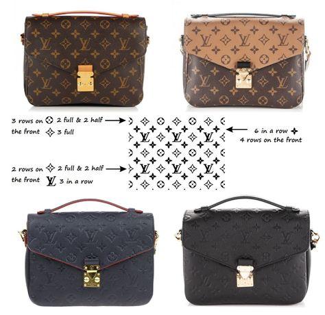778c726d8fb0 How to spot a FAKE Louis Vuitton Croisette Bag  A Detailed Review ...