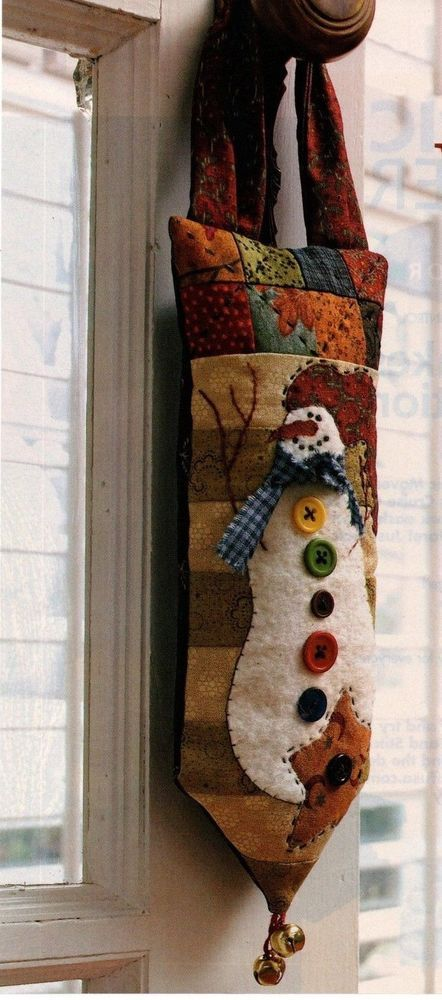 Fall /& Winter Holdiay Banners Quilting