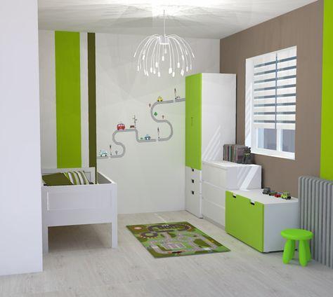 couleurs-chambre-enfant-association-couleurs-vert-pistache-pour