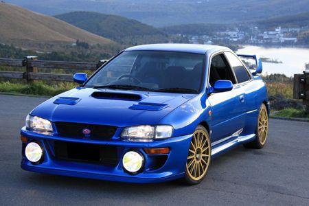 Die 303 besten Bilder auf Subaru Impreza 22B Widebody, Rally Body