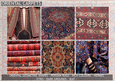 trends_SS16_oriental carpets, persian rugs, fashion, catwalk, runway, persian design