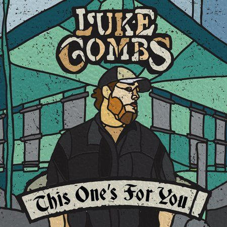 Luke Combs This One's For You Limited Edition Vinyl LP 27 year-old Asheville, North Carolina country music sensation. With gritty, grizzled vocals, brazen Country Musicians, Country Artists, Country Singers, Music Album Covers, Music Albums, Entertainment System, Nashville, Columbia, Rascal Flatts