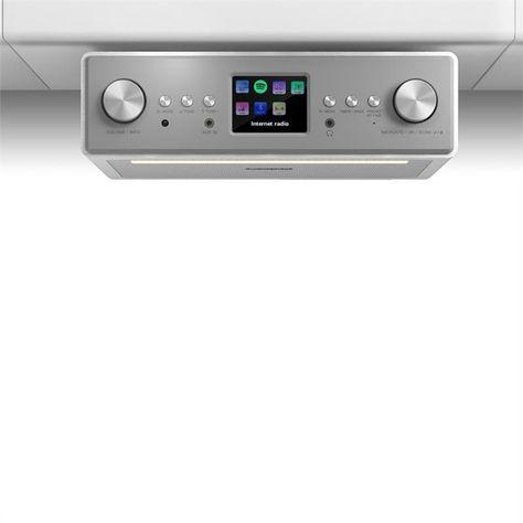 "AUNA Connect 90 WN /• Internet Radio /• Digital Radio /• WLAN Radio /• Network Player /• AUX /• Line Out /• MP3-Capable USB Slot /• Alarm /• Sleep Timer /• 3.2/"" TFT Colour Display /• Remote Control /• W"