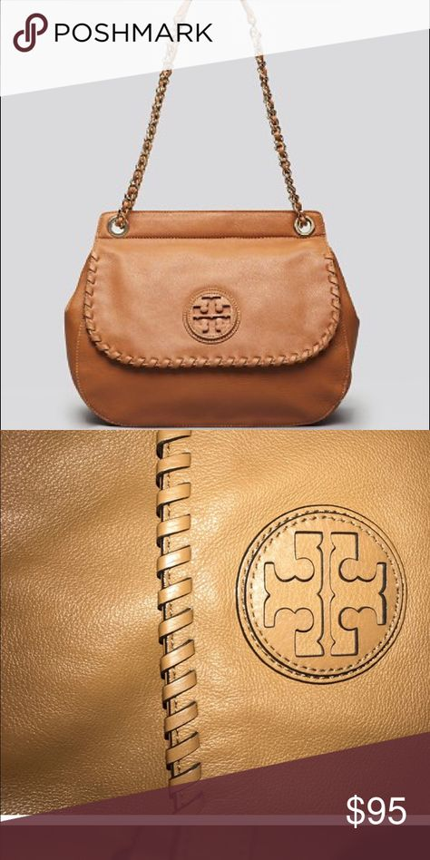 289246ada3e Tory Burch Marion Shoulder Bag Used condition. More pictures to come. Tory  Burch Bags Shoulder Bags