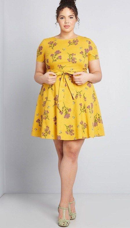 Plus Size Yellow Maxi Dresses New Yellow Floral Plus Size Maxi Dresses Plus Size Short Dresses Plus Size Summer Dresses Yellow Mini Dress