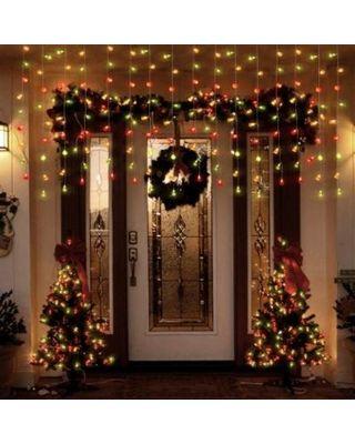 Pin By Lamppedia On White Led Christmas Lights Pinterest Led