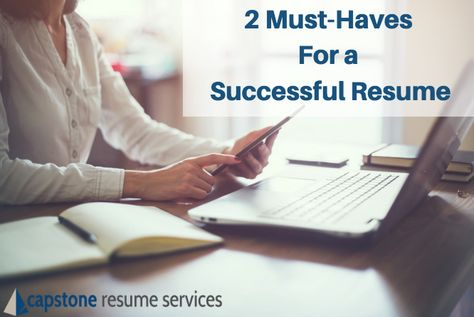 In order to ensure your resume is competitive and engaging in - successful resume