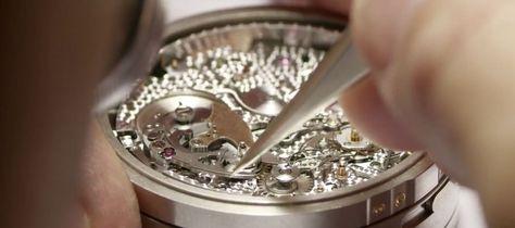 juste prix célèbre marque de designer États Unis Découvrez la fabrication étape par étape de la montre la ...