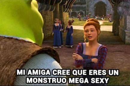 52 Ideas For Memes Para Contestar Shrek Memes Funny Faces New Memes Love Memes