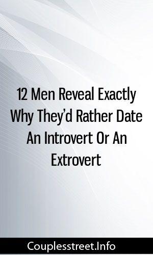 man introverte dating Reddit matchmaking CS gaan