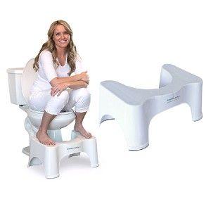 Squatty Potty Ecco The Original Bathroom Toilet Stool 7 Inch