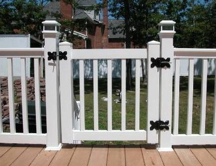 Deck Expressions   RDI Gate For Titan Pro And Endurance Railing, $132.99  (http://www.deckexpressions.com/balusters Railing/vinyl Composite Railing/u2026