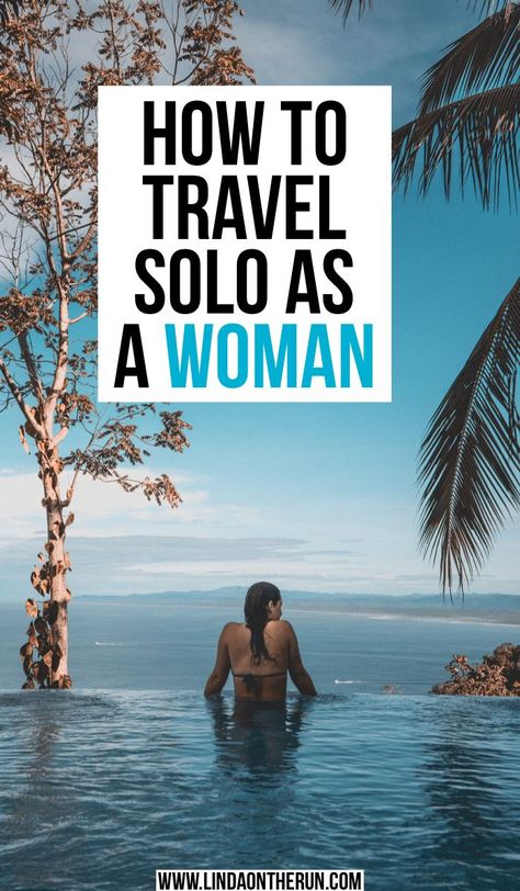 How to travel solo as a woman | tips for solo female travel | travel tips for women on your first trip abroad | how to travel alone for the first time | how to plan for solo female travel #solofemaletravel #solotravel #traveltips #women
