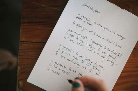a brides letter to her groom to be on their wedding day i promise to see jesus in you and point you to his story