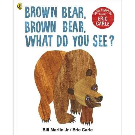 Brown Bear Brown Bear What Do You See Brown Bear Toddler