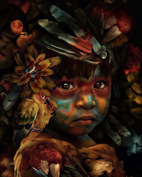 Surreal and Dreamlike Photo Manipulations by Marcel van Luit #photography #surreal #dreamlike #manipulation #instaart