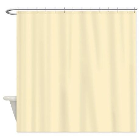 Plain Pale Yellow Shower Curtain On Shower Curtains Shop Pages Homedecor Bath Yellow Shower Curtains Peach Shower Curtain Fabric Shower Curtains