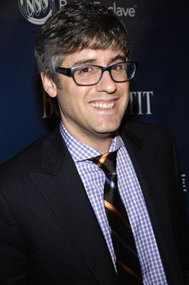 Mo Rocca- I hate listening to him talk...