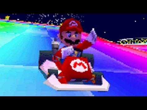 Mario Kart Ds All Tracks On 150cc Youtube