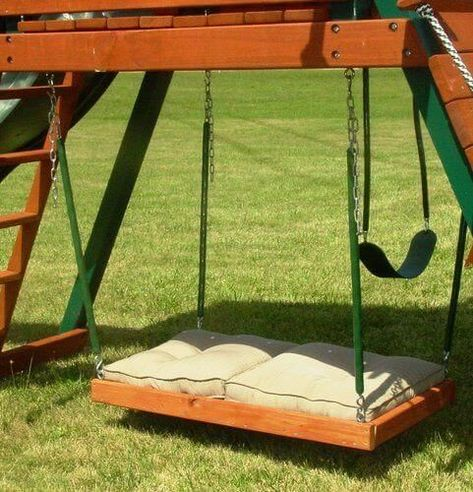 632e6b29d8b Why build your child a boring swing set when you can use these adorable  swing set accessories  Here are three amazing ideas to try now!