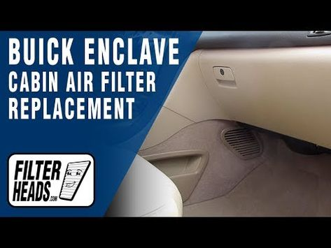 22 Best Buick Cabin Air Filter Replacement Videos Cabin Air Filter Cabin Filter Buick