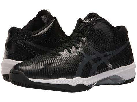 ASICS Volley Elite FF MT Men's Volleyball Shoes BlackDark