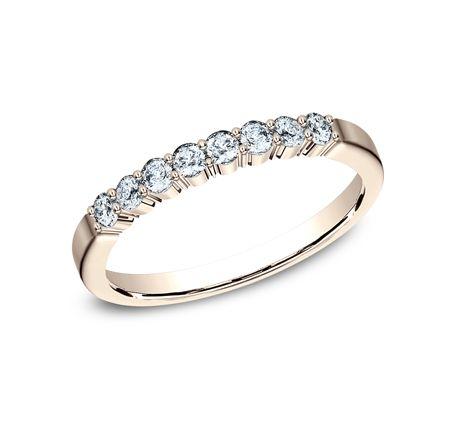 Rose Goldring 5525721r Target Blank Womens Wedding Bands Diamond Diamond Wedding Bands Wedding Bands
