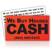 We Buy Houses Business Cards Elitadearest