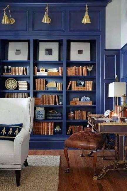 12 fantastic home library ideas home library rh pinterest com